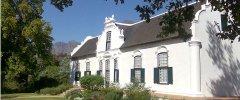 Kap Weinland - Eines der ältesten Weingüter Südafrikas - das Boschendal Weingut zwischen Stellenbosch und Franschhoek