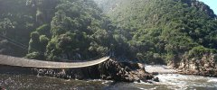 Garden Route - Tsitsikamma Nationalpark